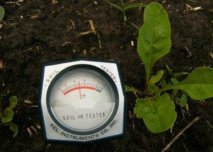 Определение типа почвы (часть 2) - химический состав