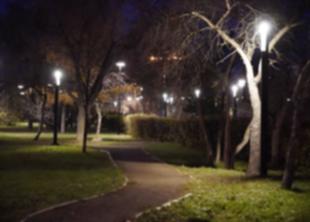 189 улиц и скверов получили новое освещение