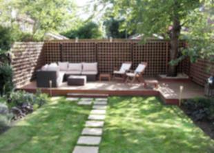 Альтернативный газон для террасы