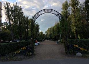 Четыре парковых зоны в СПб свяжут велодорожками