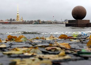 К концу сентября в Питере похолодает