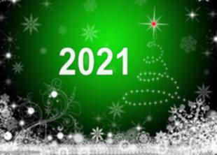 Новогодние каникулы 2020 - 2021
