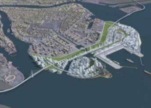 На Васильевском острове построят парк