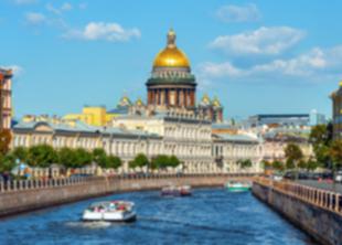 Петербург признали лучшим по благоустройству