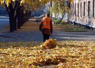 С улиц Питера убрали 15 тысяч тонн мусора