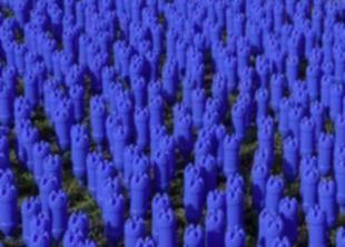 В Ленэкспо устроят сад на воде