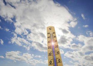 В середине мая придёт летняя жара