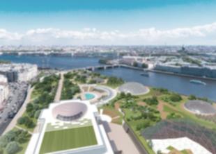 Власти Петербурга планируют развивать общественные пространства.